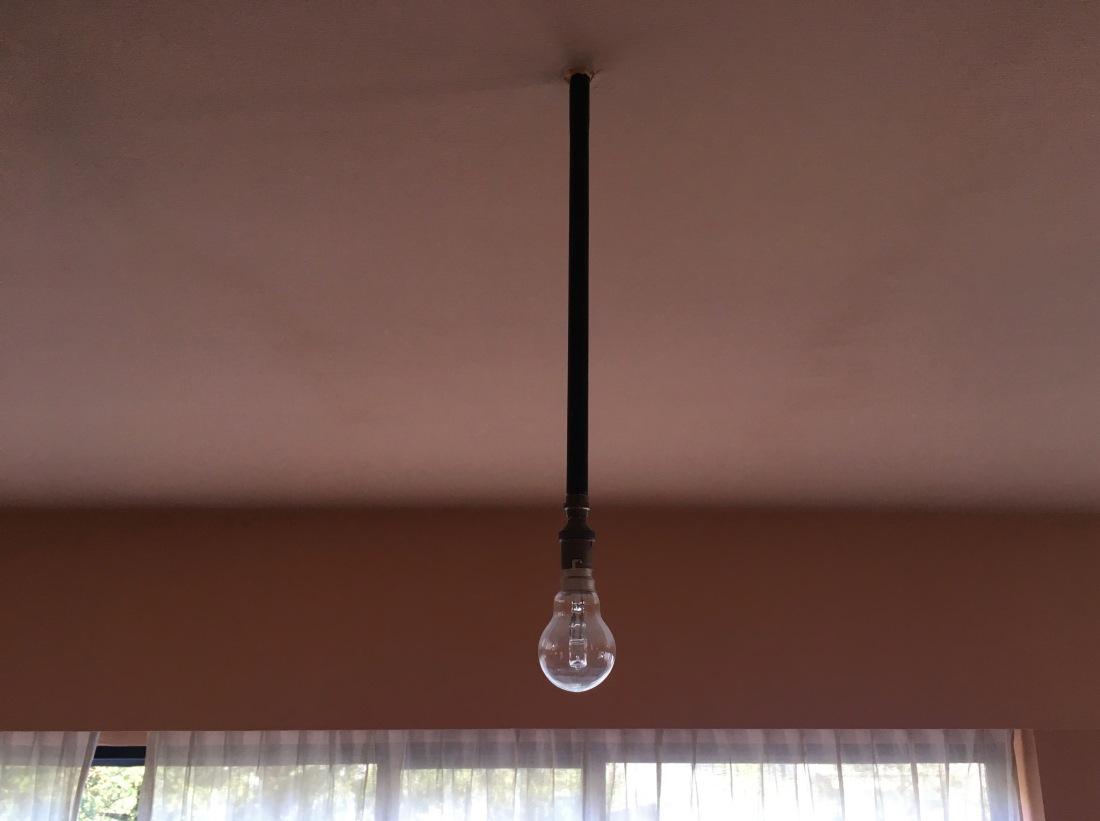 roch lamp eettafel