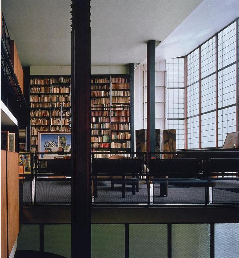 maison de verre interior 1928-1932 Pierre Chareau.jpg